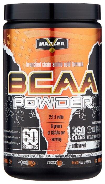 BCAA Maxler BCAA Powder (360-420 г) — купить по выгодной цене на Яндекс.Маркете