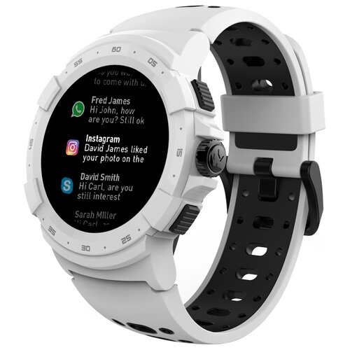Купить Часы MyKronoz ZeSport 2 white black