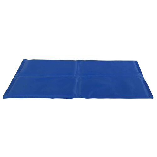 Подстилка-плед для собак TRIXIE охлаждающая 110х70 см синий подстилка плед для собак и кошек trixie охлаждающая 50х40 см серый белый