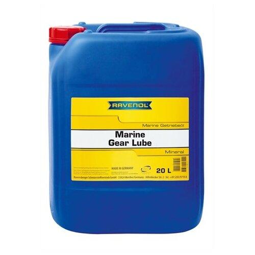 Трансмиссионное масло Ravenol MARINE Gear Lube 20 л по цене 11 070