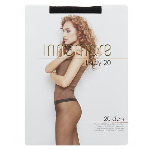 Колготки Innamore Lady 20 den, размер 4-L, nero (черный)