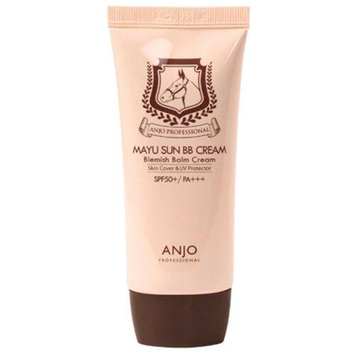 Anjo Professional BB крем Mayu Sun, SPF 50, 50 мл, оттенок: универсальный klapp bb крем cuvee prestige spf 8 30 мл оттенок универсальный