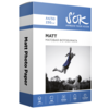 Бумага A4 50 шт. S'OK Matt 230 г/м2
