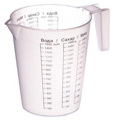 Florento мерный стакан (035) 1500 мл