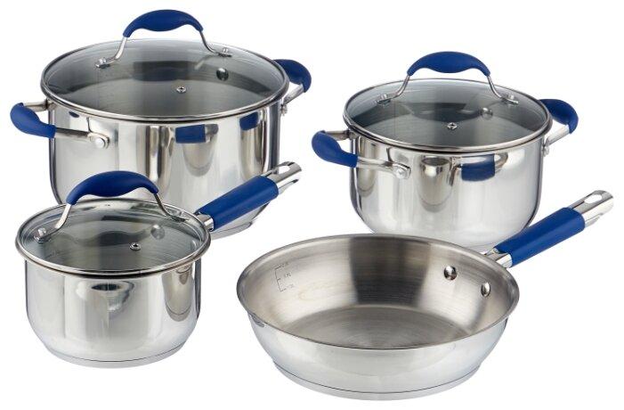 Набор посуды MALLONY PKS7-03, 7 предметов