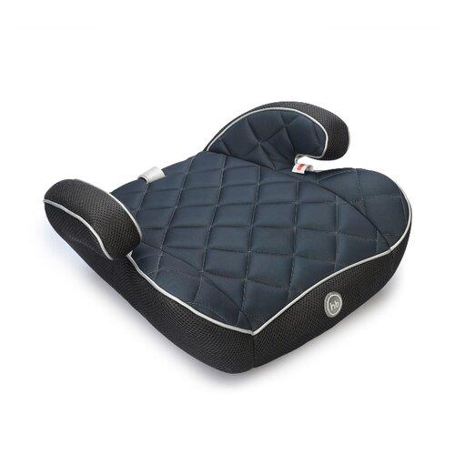 Бустер группа 2/3 (15-36 кг) Happy Baby Booster Rider, navy blue резинка happy baby 50580 blue