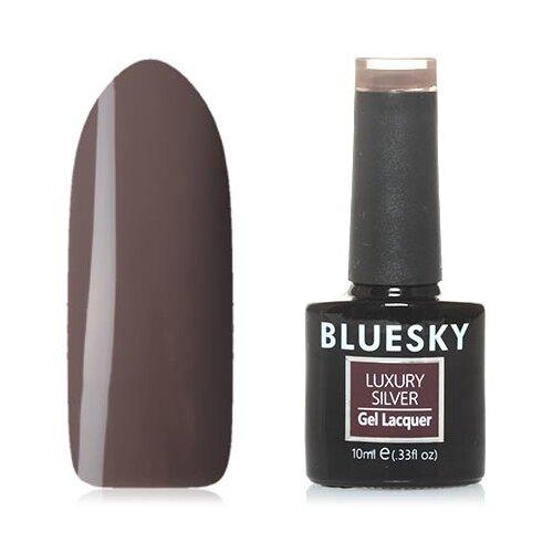 Купить Гель-лак для ногтей Bluesky Luxury Silver, 10 мл, №172