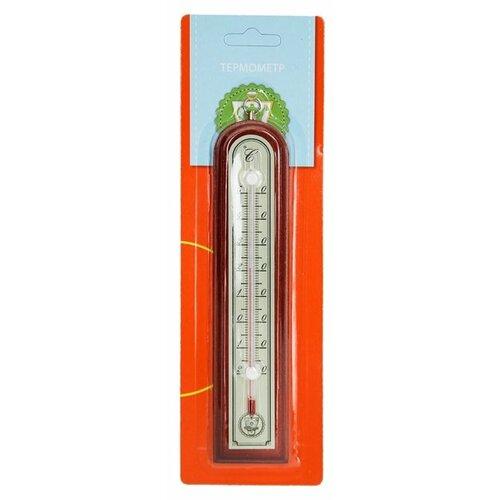 Термометр GARDEN SHOW 466112 коричневый