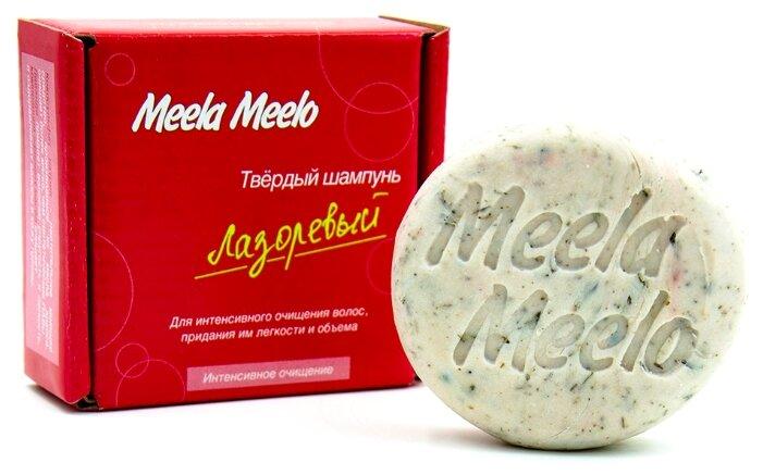 Meela Meelo твердый шампунь Лазоревый, 85 гр