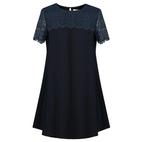 Купить Платье Stylish Amadeo размер 164, синий, Платья и сарафаны