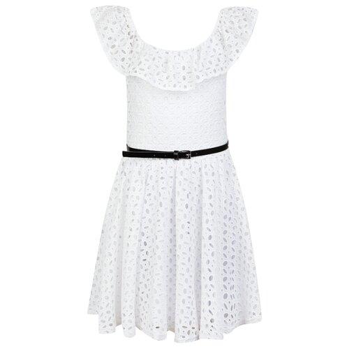 Платье Fracomina размер 140, белый