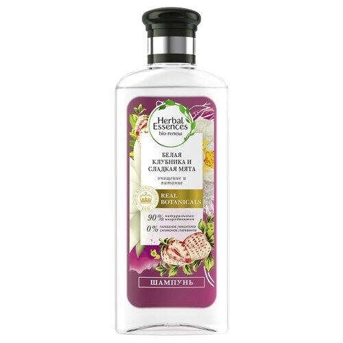Купить Herbal Essences шампунь Белая клубника и Сладкая мята 250 мл