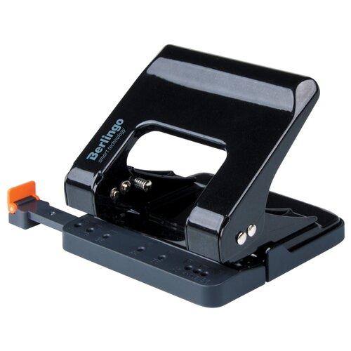 Купить Дырокол Berlingo Smart Technology DDm_25201 25 листов, черный, Дыроколы