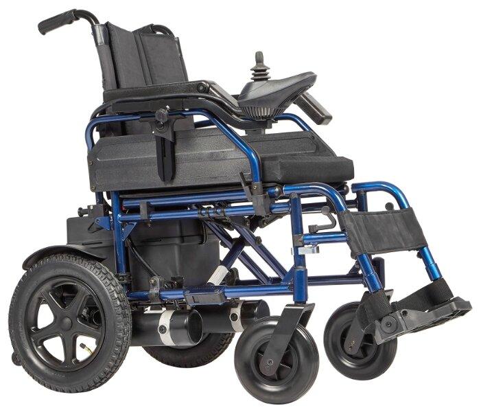 Кресло-коляска электрическое Ortonica Pulse 120, ширина сиденья: 455 мм
