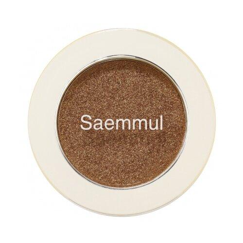 The Saem Тени для век Saemmul Single Shadow Shimmer BR10