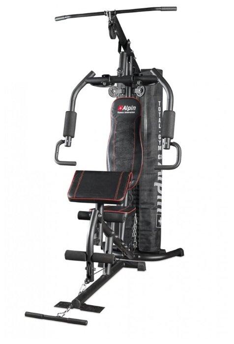 Силовой тренажер ALPIN Total-Gym GX-200