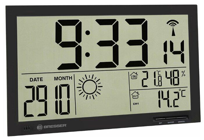 Метеостанция BRESSER MyTime Jumbo LCD фото 1