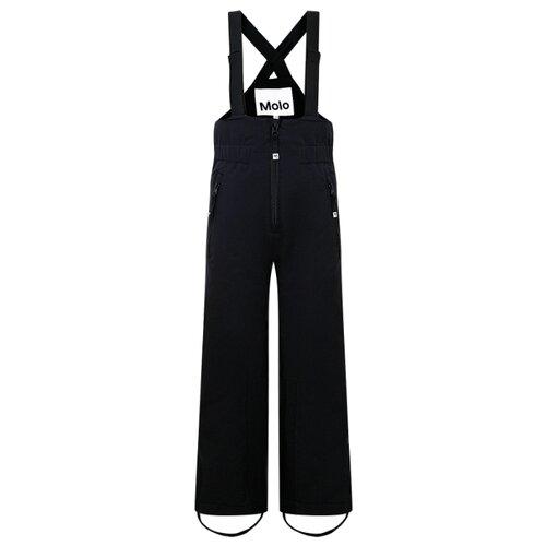 Купить Спортивные брюки Molo размер 134, 0099 black, Брюки