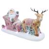 Фигурка NEON-NIGHT Дед мороз в санях 17,2 см