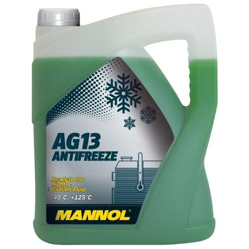 Антифриз Mannol Hightec Antifreeze AG13 -40°C 5 л антифриз mobil antifreeze advanced 5 л
