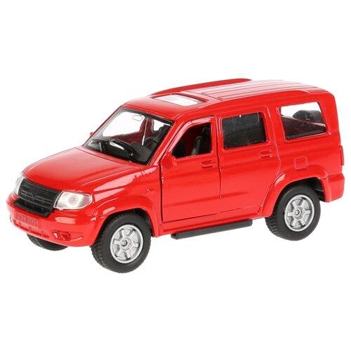 Купить Внедорожник ТЕХНОПАРК УАЗ Patriot (SB-17-81-UP2-WB) 12 см красный, Машинки и техника