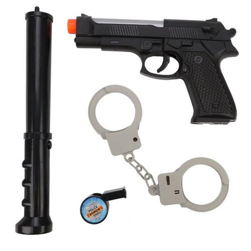 Игровой набор Наша игрушка Полиция M0189, Полицейские и шпионы  - купить со скидкой