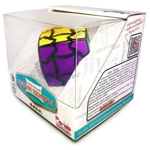 Купить Головоломка Meffert's Кубик Венеры (M5037) черный, Головоломки