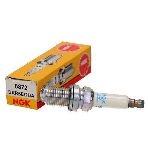 Свеча зажигания NGK 6872 BKR6EQUA 1 шт.