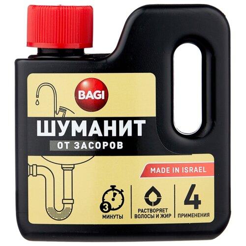 Bagi гранулы от засоров Шуманит 0.28 кг