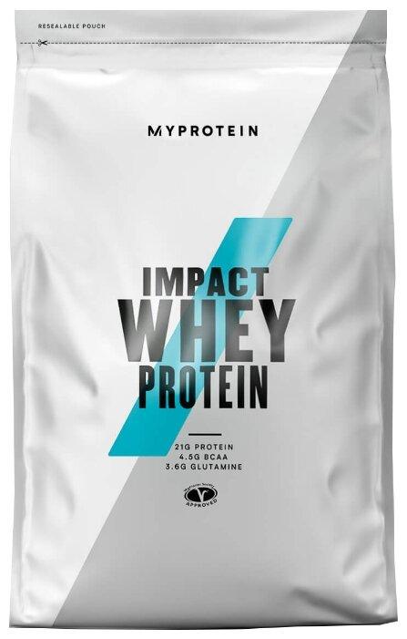 Протеин Myprotein Impact Whey Protein (1000 г) — купить по выгодной цене на Яндекс.Маркете