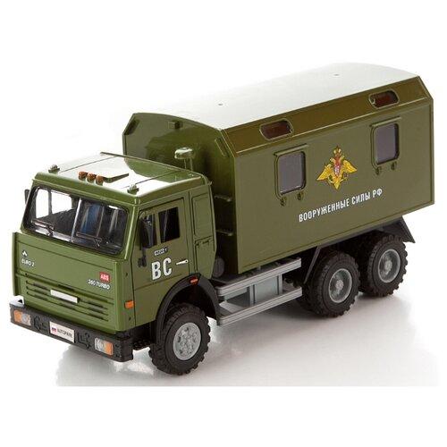 Фургон Joy Toy A532-H36016 зеленый трансформер joy toy бомбардир