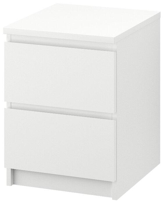 Комод IKEA МАЛЬМ 2 ящика