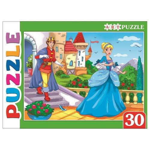 цена на Пазл Рыжий кот Artpuzzle Золушка (ПА-4496), 30 дет.