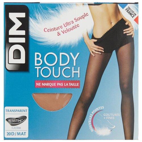 Колготки DIM Body Touch Voile 20 den, размер 1, peau doree (бежевый) колготки dim body touch ventre plat 20 den размер 1 peau doree бежевый