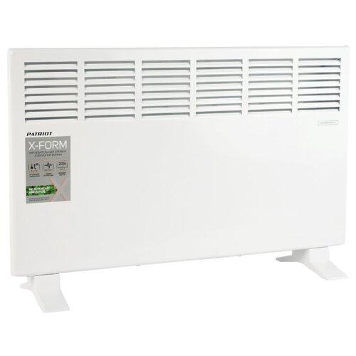Конвектор PATRIOT PT-C 20 X белый