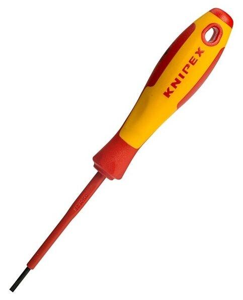 Отвертка для винтов со шлицевой головкой Knipex KN-982035