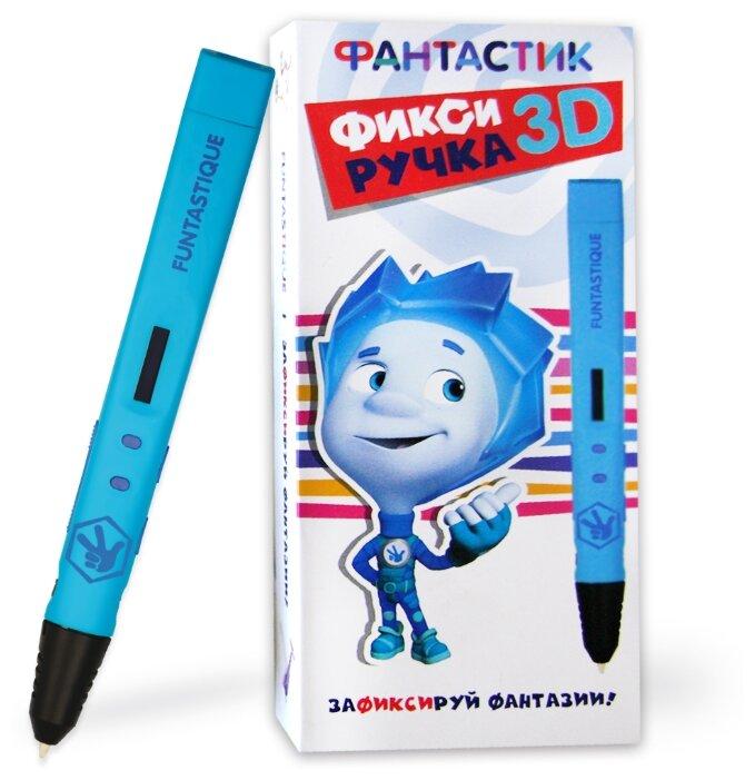 3D-ручка Funtastique FIXI голубой фото 1