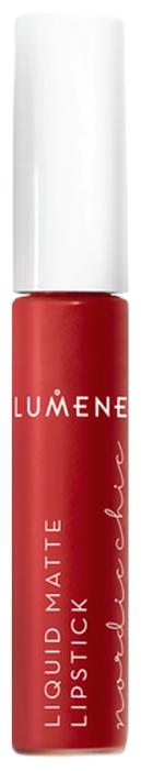 Lumene жидкая помада для губ Nordic Chic матовая
