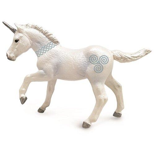 Купить Фигурка Collecta Жеребёнок единорога голубой 88854, Игровые наборы и фигурки