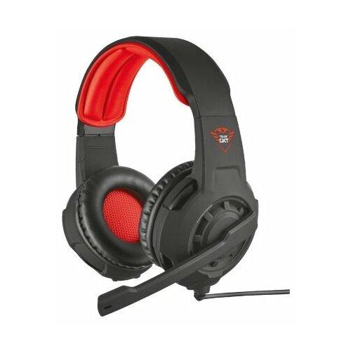 Компьютерная гарнитура Trust GXT 310 Gaming Headset black компьютерная акустика trust