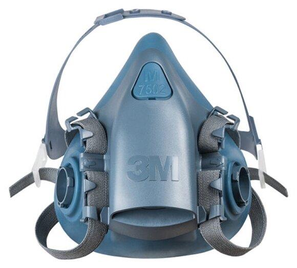 Респиратор 3M 7502 размер M 1 шт.