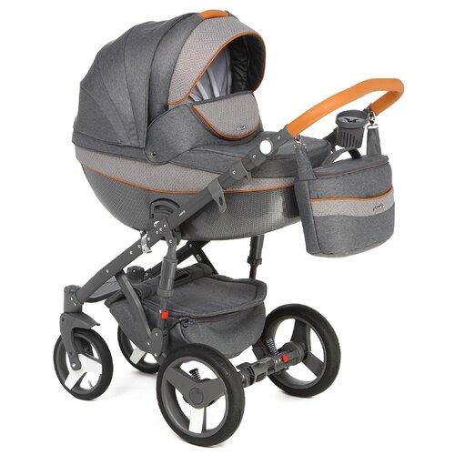 Купить Универсальная коляска Adamex Monte Carbon (2 в 1) D43, Коляски