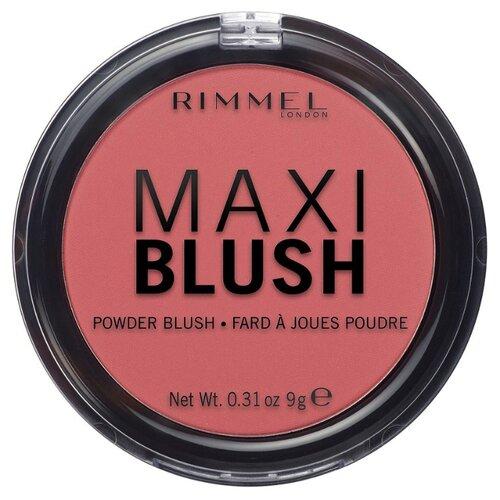 Rimmel Румяна Maxi Blush 003 Wild card