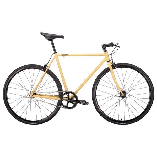Городской велосипед BearBike Cairo 4.0 светло-коричневый 58 см (требует финальной сборки)