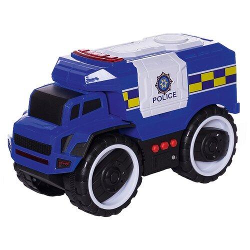 Купить Грузовик ABtoys Полиция (C-00356) синий, Машинки и техника