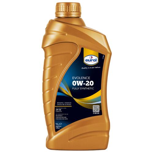 Моторное масло Eurol Evolence 0W-20 1 л