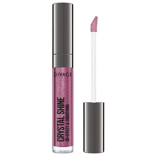 DIVAGE Блеск для губ Lip Gloss Crystal Shine, 13 divage блеск для губ lip gloss crystal shine 05