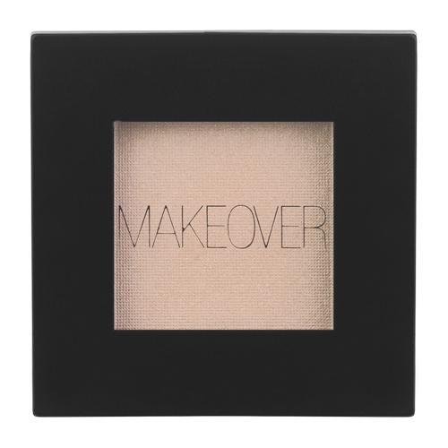 Фото - MAKEOVER Тени для век Single Eyeshadow egg shell makeover paris тени для век single eyeshadow soft pink