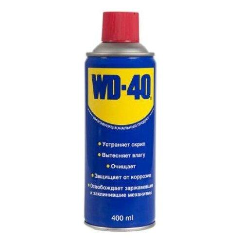 Автомобильная смазка WD-40 Средство универсальное 0.4 л
