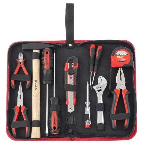 Набор инструментов Matrix (12 предм.) 13562 hand tool sets matrix 13562